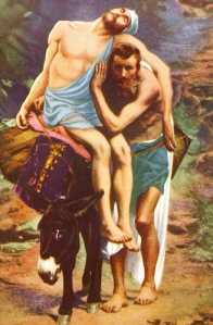 Does it get any gooder than the good Samaritan?