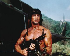 No Rambo Christianity