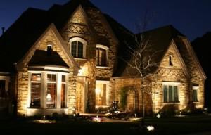 Unique-exterior-house-lighting-with-Laser-Beam-Omni-2