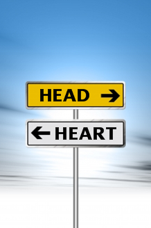 opposing-arrow-sign-head-vs-heart1