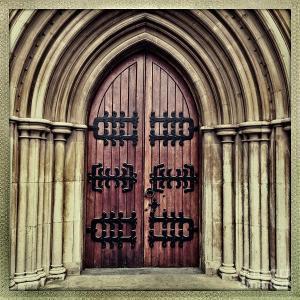 church-door-neil-overy