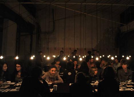 dark restaurant a pilgrim 39 s friend
